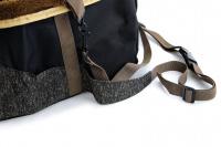 Autosedačka pro psy do auta CAMON WALKY pro pohodlné cestování a ochranu autosedadel před psími chlupy, nečistotami a poškozením. (6)
