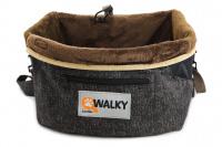Autosedačka pro psy do auta CAMON WALKY pro pohodlné cestování a ochranu autosedadel před psími chlupy, nečistotami a poškozením.