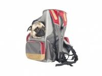Batoh na psa i cestovní pelíšek v jednom