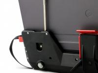 Certifikovaný BOX 4pets Penthouse Montreal pro přepravu malých psů v autě s unikátním dokovacím systémem a vyjímatelnou schránkou. Certifikace TÜV + crash testy, splňuje standardy IATA. (39)