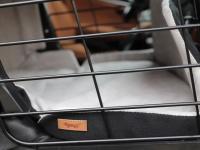 Certifikovaný BOX 4pets Caree pro přepravu malých a středních psů v autě je to nejlepší, co na našem trhu najdete. Certifikace TÜV + crash testy, příprava pro ISOFIX. (23)