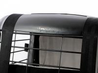 Certifikovaný BOX 4pets Caree pro přepravu malých a středních psů v autě je to nejlepší, co na našem trhu najdete. Certifikace TÜV + crash testy, příprava pro ISOFIX. (33)