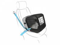 Certifikovaný BOX 4pets Caree pro přepravu malých a středních psů v autě je to nejlepší, co na našem trhu najdete. Certifikace TÜV + crash testy, příprava pro ISOFIX. (38)