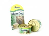 Výběrové konzervy pro psy bez umělých přísad a konzervantů. Jsou vyrobené z produktů nejvyšší kvality – maso pochází z farmového podestýlkového chovu, bez použití hormonů. Příchuť kuře.