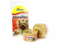 Výběrové konzervy pro psy bez umělých přísad a konzervantů. Jsou vyrobené z produktů nejvyšší kvality – kuřecí maso pochází z farmového podestýlkového chovu, bez použití hormonů. Příchuť kuře + hovězí.
