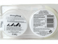 Výběrová konzerva pro psy bez umělých přísad a konzervantů. Je vyrobená z produktů nejvyšší kvality – kuřecí maso pochází z farmového podestýlkového chovu, bez použití hormonů. Příchuť kuře + jehně. (4)