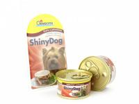 Výběrová konzerva pro psy bez umělých přísad a konzervantů. Je vyrobená z produktů nejvyšší kvality – kuřecí maso pochází z farmového podestýlkového chovu, bez použití hormonů. Příchuť kuře + jehně.