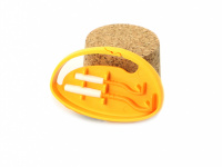 Funkční háčky na klíšťata v praktickém plastovém pouzdru s možností připnutí na batoh apod. Obsahuje dva háčky na malá i větší klíšťata. Výběr barev. (6)