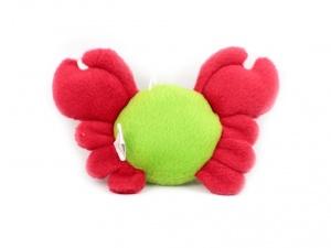 Roztomilá plyšová pískací hračka pro psy od URBAN PUP – krab (2)