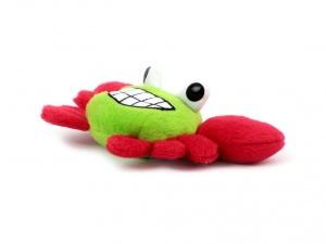 Roztomilá plyšová pískací hračka pro psy od URBAN PUP – krab (3)