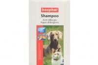 Šampón BEAPHAR vyvinutý speciálně pro kočky a psy, kteří často trpí alergickými reakcemi. Objem 200 ml (3).