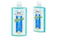 Šampón pro psy TOMMI S.O.S. s rozmarýnem pro efektivní boj proti blechám a klíšťatům. Objem 250 ml (2).