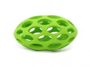 Gumová hračka pro všechny velikosti psů i pro štěňata, zelená