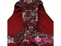 Obleček pro psy i fenky jezevčíků od FMD – zimní bunda CAPARISON BROWN z voduodpuzujícího materiálu. Bunda je zateplená sinteponem a má hedvábnou podšívku. Zapínání na suchý zip. (2)