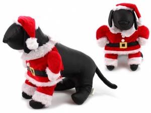 Santa obleček pro psy