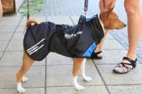 Luxusní zimní bunda pro psy poskytující dokonalý teplotní a pocitový komfort. Ripstop šusťákovina, mikrofleecová podšívka.