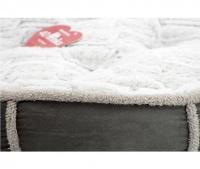 Měkoučký pelíšek pro psy malých a středních plemen z extra jemných materiálů vystlaný měkkou kožešinkou. (4)