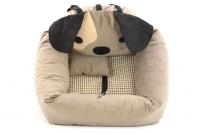 Autosedačka pro psy – pelíšek pro pohodlné cestování a ochranu autosedadel před psími chlupy, nečistotami a poškozením. (9)