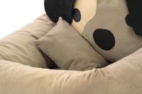 Autosedačka pro psy – pelíšek pro pohodlné cestování a ochranu autosedadel před psími chlupy, nečistotami a poškozením. (10)