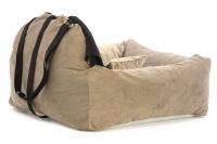 Autosedačka pro psy – pelíšek pro pohodlné cestování a ochranu autosedadel před psími chlupy, nečistotami a poškozením. (8)