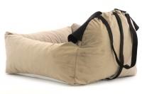 Autosedačka pro psy – pelíšek pro pohodlné cestování a ochranu autosedadel před psími chlupy, nečistotami a poškozením. (6)