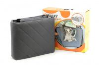 Velmi praktický potah zadních autosedadel pro bezproblémové cestování se psy. Voděodolné provedení, trvanlivý a odolný materiál. Rozměry 125 × 145 cm. (2)