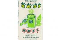 Suchý šampón s repelentem pro psy, kočky a další domácí mazlíčky pro udržení čisté srsti bez použití vody (2).