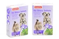 BEAPHAR No Stress jsou 100% přírodní zklidňující tablety pro psy i kočky s výtažky z meduňky, rozmarýnu, lípy a chmelu. Balení 20 tablet (2).