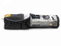 Konec špinavým packám po návratu z deštivé procházky – s TALL TAILS rohožkou pro psy s extra savým povrchem a žínkou pro dokonalé dosušení psích pacek.