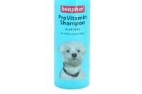Šampón pro psy BEAPHAR s aloe vera speciálně vyvinutý pro bílé psy, který aktivuje přirozenou pigmentaci srsti. Objem 250 ml (3).