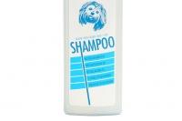Šampón GOTTLIEB s makadamovým olejem vyvinutý speciálně pro bílou srst, u které odstraňuje nažloutlý nádech. Objem 300 ml (3).