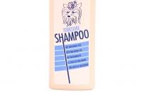 Šampón GOTTLIEB s makadamovým olejem vyvinutý speciálně pro psy plemene yorkšírský teriér. Objem 300 ml (3).
