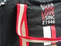 Praktická taška na psy ve sportovním designu