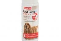 Sprej BEAPHAR No Love neutralizuje specifický pach feny v průběhu hárání. Bezpečné a jednoduché použití, objem 50 ml (3).