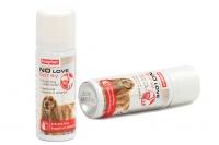 Sprej BEAPHAR No Love neutralizuje specifický pach feny v průběhu hárání. Bezpečné a jednoduché použití, objem 50 ml (2).