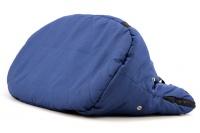 Taška na psy od BOBBY z měkkého a příjemného materiálu vhodná pro štěňata, jorkšíry, čivavy apod. Nosnost 5 kg, barva modrá (12).