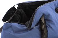 Taška na psy od BOBBY z měkkého a příjemného materiálu vhodná pro štěňata, jorkšíry, čivavy apod. Nosnost 5 kg, barva modrá (8).