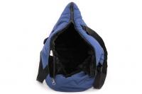 Taška na psy od BOBBY z měkkého a příjemného materiálu vhodná pro štěňata, jorkšíry, čivavy apod. Nosnost 5 kg, barva modrá (9).