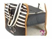 Taška na psy ve stylovém designu a luxusním provedení