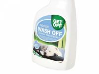 """""""Get Off"""" Cleaner Neutraliser s novou technologií je bezpečné a netoxické řešení na vyčištění označkovaných míst. (2)"""