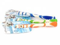 Žvýkací hračka pro psy pro zábavnou dentální hygienu – dentální tyčinka AFP Dental ze speciálně tvarované gumy s výstupky. Výběr barev, velikost 17 cm. (5)