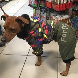 Aik v oblečku pro psy For My Dogs
