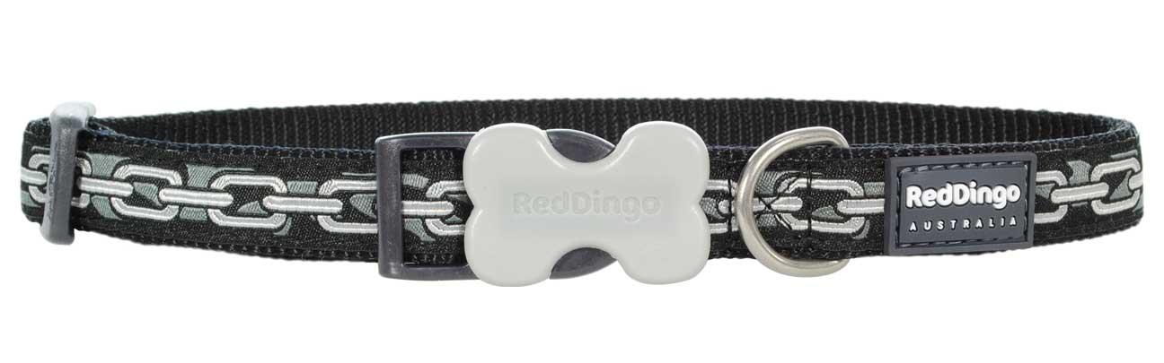 Obojek pro psa RED DINGO – Chain