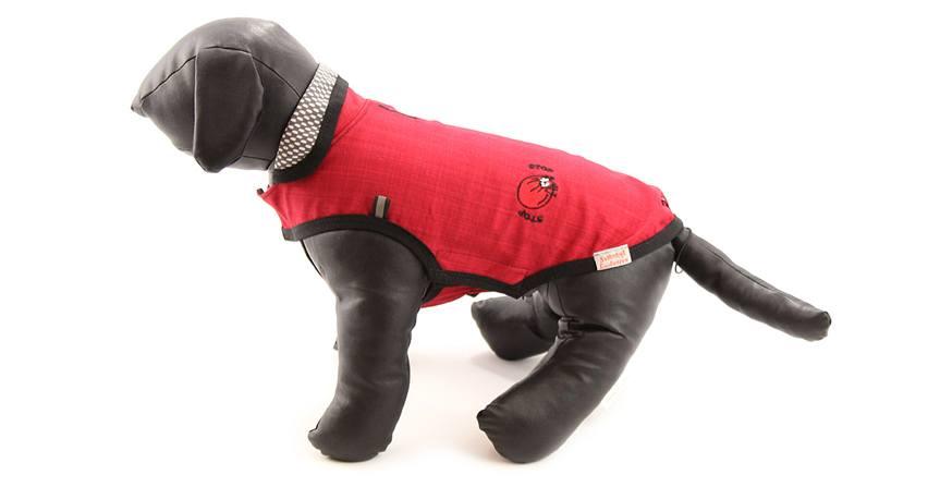 Pláštěnka pro psy i fenky s repelentem