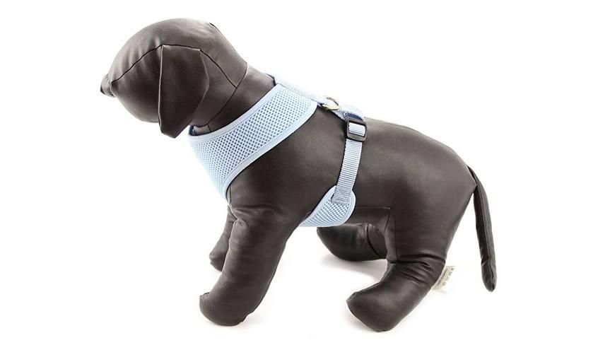 Měkký hrudní postroj pro psy od Doggy Things