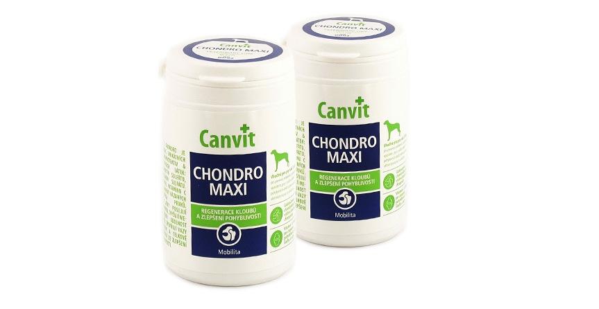 Doplněk stravy pro psy – s glukosaminem, chondroitinem a kolagenem