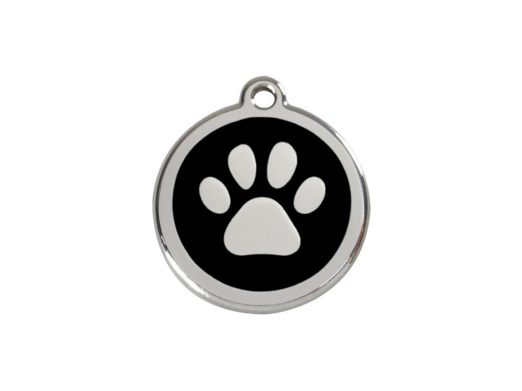 Známka pro psy včetně rytí