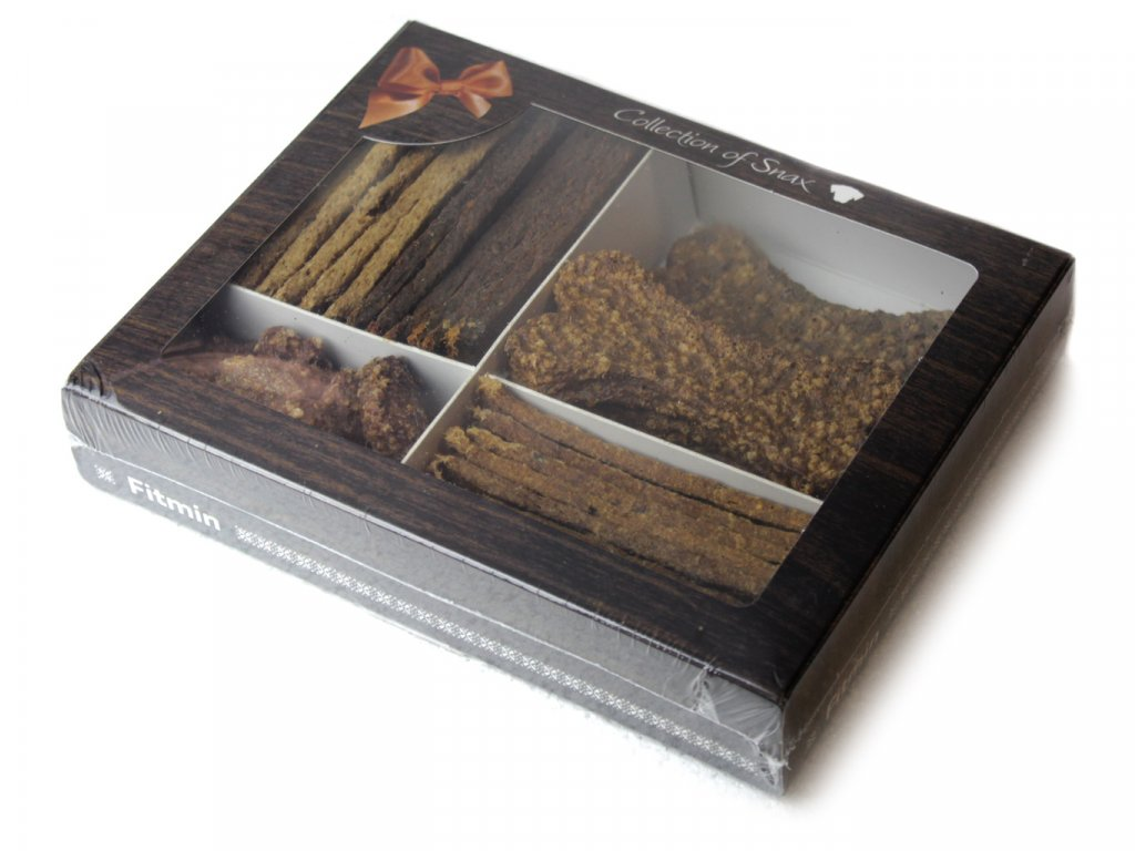 darkova krabicka pamlsku fitmin 3