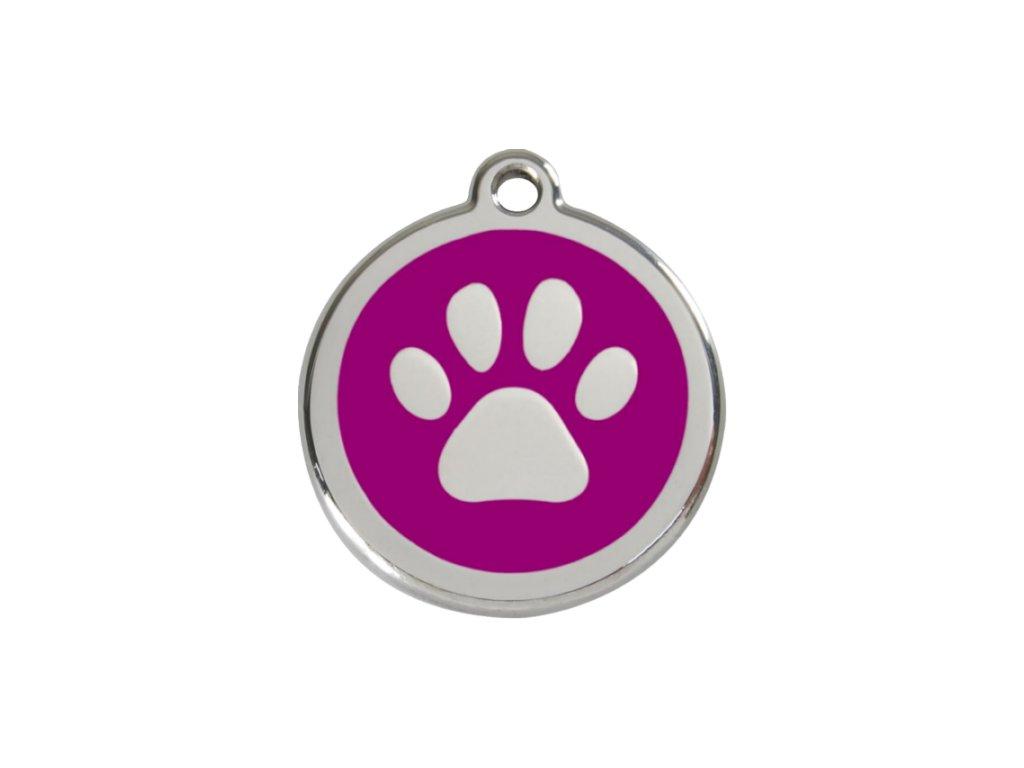 Malá ID známka pro psy včetně rytí