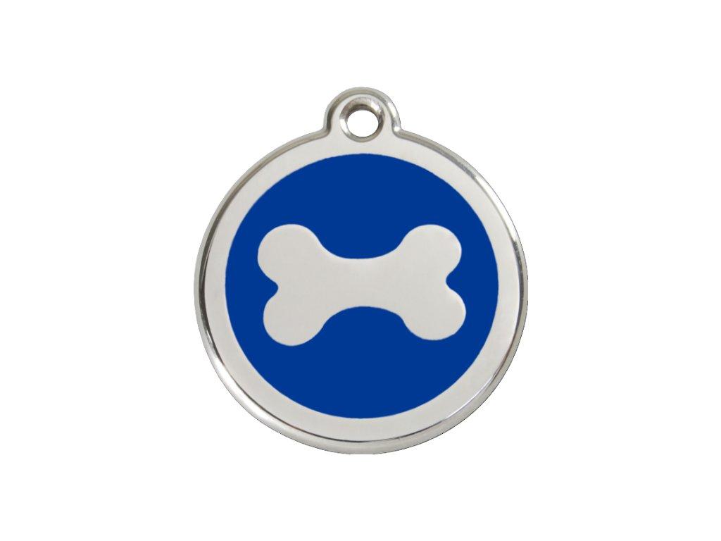 Střední identifikační známka pro psy od Red Dingo